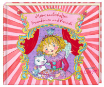 Meine zauberhaften Freundinnen u. Freunde - Prinzessin+I2304 Lillifee