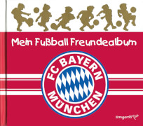 AMIGO 15341 FC Bayern München Freundealbum