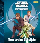 Star Wars Clone Wars Schulstartalbum