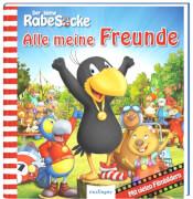 esslinger / Rabe Socke Das große Rennen: Freundebuch