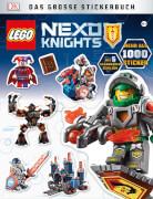 LEGO NEXO KNIGHTS: Das große Stickerbuch