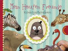 Mein Haufen Freunde  Kindergartenalbum