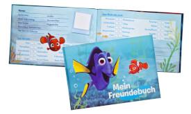 Findet Dorie Freundebuch A5 quer