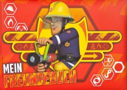 Feuerwehrmann Sam Freundebuch A5 quer