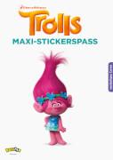 Trolls - Maxi-Stickerspaß