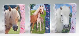 Depesche 4425 Horses Dreams Notizbuch