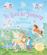 Im Land der Feenponys - Mein Stickerbuch
