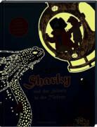 Käpt'n Sharky und der Schatz in der Tiefsee, für Kinder zw. 3-6 Jahren, 32 Seiten