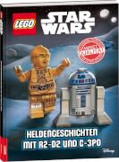 LEGO® Star Wars - Heldengeshcichten mit R2-D2 und C-3PO - Lesebuch