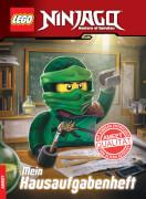 LEGO® Ninjago - Mein Hausaufgabenheft