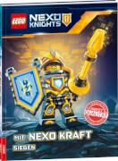 LEGO® Nexo Knights - Mit Nexo Kraft siegen - Lesebuch