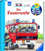 Ravensburger 33291 Wieso? Weshalb? Warum? junior 2: Die Feuerwehr