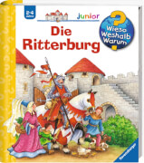 Ravensburger 33293 Wieso? Weshalb? Warum? junior 4: Die Ritterburg