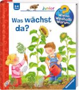 Ravensburger 32776 Wieso? Weshalb? Warum? junior 22: Was wächst da?