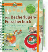moses Expedition Natur Becherlupen -Forscherbuch