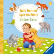 Ravensburger 025237 Ich lerne sprechen: Meine Tiere