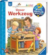 Ravensburger 32852 Wieso? Weshalb? Warum? junior 40: Unser Werkzeug