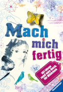 Ravensburger 55333 Mach mich fertig! 101 Ideen rund uministeps® Buch für Mädchen