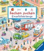 Ravensburger 024520 Sachen suchen: Einsatzfahrzeuge