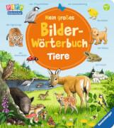 Ravensburger 02537 Mein großes Bilder-Wörterbuch - Tiere