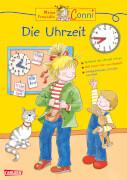 Conni Gelbe Reihe: Die Uhrzeit (Relaunch), Taschenbuch, 24 Seiten, ab 5 Jahre