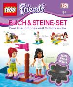 Dorling Kindersley LEGO Friends Buch und Steine-Set