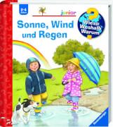 Ravensburger 32875 Wieso? Weshalb? Warum? junior 47: Sonne, Wind und Regen