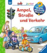 Ravensburger 025558  Wieso?Weshalb?Warum? Junior - Ampel, Straße und Verkehr