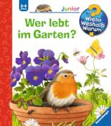 Ravensburger 025572  Wieso?Weshalb?Warum? Junior - Wer lebt im Garten?