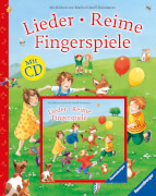 Ravensburger 55354 Lieder, Reime, Fingerspiele (mit CD)