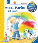 Ravensburger 024209  Wieso?Weshalb?Warum? Junior - Welche Farbe ist das?