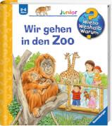 Ravensburger 32898 Wieso? Weshalb? Warum? junior 30: Wir gehen in den Zoo