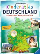 Ravensburger 27682  Kinderatlas Deutschland