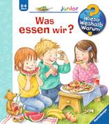 Ravensburger 022939  Wieso?Weshalb?Warum? Junior - Was essen wir?