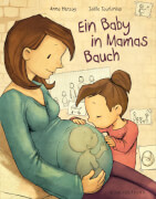 Baby in Mamas Bauch