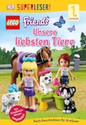 SUERLESER! LEGO FRIENDS Tiere