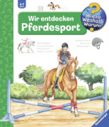 Ravensburger 32648 Wieso? Weshalb? Warum?: Wir entdecken Pferdesport
