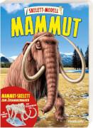 Skelett-Modell Mammut, Pappbilderbuch, 8 Seiten, ab 6 Jahren