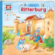 Tessloff WAS IST WAS Kindergarten, Band 3. Ritterburg, Gebundenes Buch, 12 Seiten, ab 3 Jahren