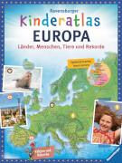Ravensburger 25718 Kinderatlas Europa