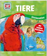 Tessloff WAS IST WAS Sticker-Atlas Tiere