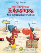 Drache Kokosnuss - Bildwörterbuch Englisch
