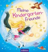Ars Edition - Meine Kindergarten-Freunde (Einhorn), 64 Seiten, ab 3 Jahren