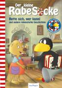 AMIGO 23375 Der kleine Rabe Socke, Rette sich wer kann!