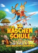 Die Häschenschule, Jagd nach dem goldenen Ei (Buch zum Film)