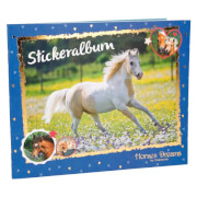 Depesche 4448 Horses Dreams Stickeralbum sortiert