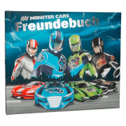 Depesche 6317 Monster Cars Freundebuch