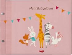 HABA Mein Babyalbum, rosé