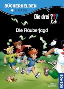 KOSMOS Bücherhelden: Die drei ??? Kids - Die Räuberjagd
