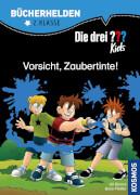 KOSMOS Bücherhelden: Die drei ??? Kids - Vorsicht, Zaubertinte!